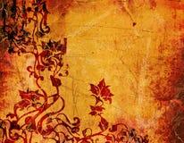 стародедовский пергамент предпосылки Стоковое фото RF