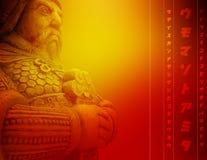 стародедовский ратник Стоковое Изображение