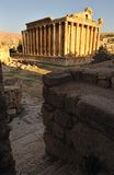 стародедовский римский висок Стоковые Изображения RF