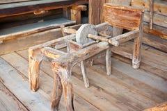 стародедовский ручной инструмент Стоковое фото RF