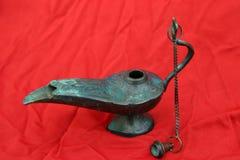 стародедовский светильник Стоковое Фото