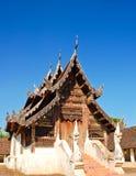 стародедовский северный висок Таиланд Стоковые Фото