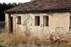стародедовский сельский дом Стоковая Фотография RF
