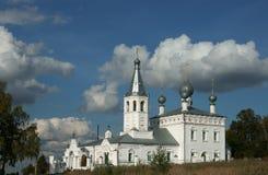 стародедовский скит Россия стоковая фотография