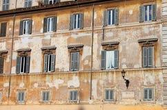стародедовский строя rome стоковые изображения rf