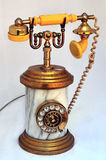 стародедовский телефон Стоковое фото RF