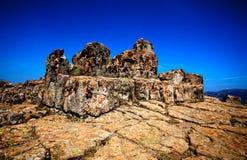 стародедовский трон обсерватории Стоковые Изображения