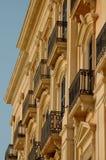 стародедовский фасад Стоковое Фото
