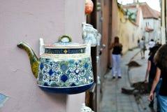 стародедовский чайник стоковое фото
