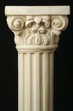 стародедовский штендер колонки Стоковое Фото