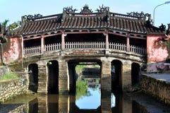 Стародедовский японский мост Стоковое Изображение