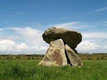 стародедовский dolmen Стоковые Фото