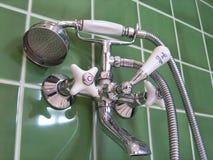 стародедовский faucet Стоковые Изображения