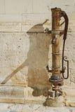 стародедовский faucet chambord замока Стоковая Фотография RF