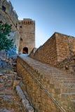 стародедовский stairway стоковые фотографии rf