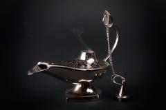 стародедовское восточное масло светильника Стоковое Фото
