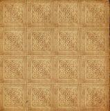 стародедовское готское высокое разрешение текстурирует стену Стоковое фото RF