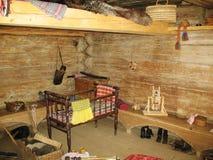 стародедовское графство спальни Стоковая Фотография RF