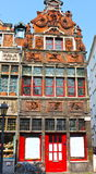 Стародедовское здание в Ghent, Бельгии Стоковые Фото