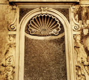 стародедовское здание Стоковые Фото