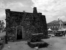 стародедовское здание Стоковое фото RF