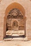 Стародедовское зодчество в Марокко стоковое изображение