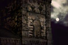 Стародедовское каменное здание Стоковое Изображение RF