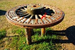 стародедовское колесо Стоковое фото RF