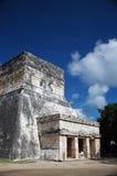 Стародедовское майяское здание Стоковое Изображение RF
