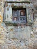 стародедовское окно стоковая фотография rf