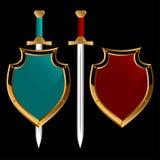 стародедовское оружие Стоковое Изображение