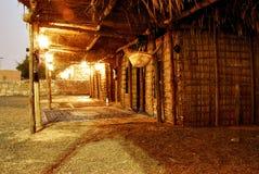 стародедовское укрытие Стоковые Фото