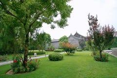 стародедовское pingyao города стоковое фото