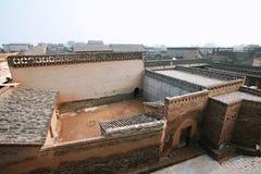 стародедовское pingyao города стоковые фотографии rf