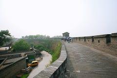 стародедовское pingyao города стоковое изображение