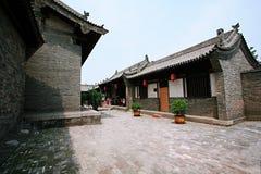 стародедовское pingyao города стоковое фото rf