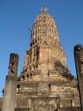 стародедовское sukhothai руин Стоковая Фотография