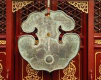 стародедовское zhong ding фарфора Стоковые Изображения