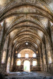 стародедовско имеет историю внутри римского виска Стоковое Изображение