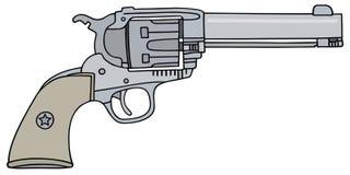 Старое американское личное огнестрельное оружие Стоковые Изображения RF