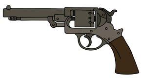 Старое американское личное огнестрельное оружие Стоковые Фото