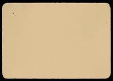 Старое бумажное пятно grunge Стоковое фото RF