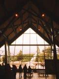 Старое верное, национальный парк Йеллоустона Стоковое Изображение RF