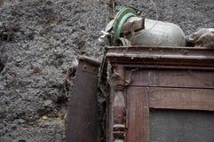 Старое вещество Стоковая Фотография RF