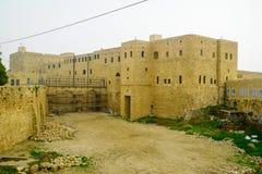 Старое великобританское здание тюрьмы, акр стоковое фото rf