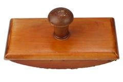 Старое винтажное пресс-папье стоковое изображение rf
