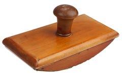 Старое винтажное пресс-папье стоковое фото rf