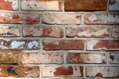 Старое винтажное brickwall grunge Стоковое Изображение RF