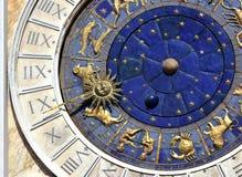 Старое время и астрология Стоковое Фото