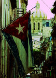 Старое Гавана Стоковые Фотографии RF